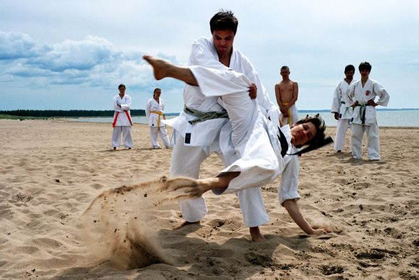 Reglement i karate